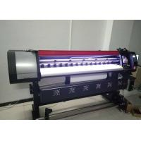 Quality High Accuracy Large Format Printing Machine For Banner / Sticker Printing wholesale