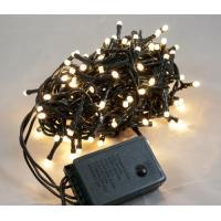 Quality christmas string lights with 8 function controller wholesale