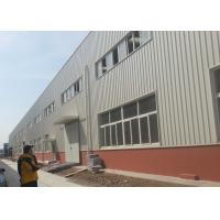 Buy cheap Fire Proof Steel Warehouse Construction 120 * 60 * 9 M For Impulse Sport from wholesalers