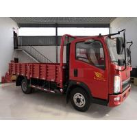 Quality Sinotruck CDW Loading 8T Heavy Duty Dump Truck With 130HP EuroII Engine wholesale