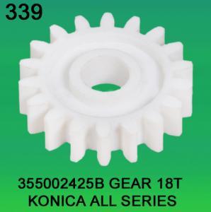 Quality 355002425B / 3550 02425B GEAR TEETH-18 FOR KONICA ALL SERIES minilab wholesale