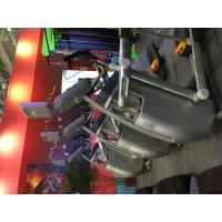 Quality Adjustable Height Elliptical Fitness Equipment with Chromed Seat Post And Handlebar Post wholesale