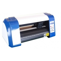 China 450mm Stepper Motor Cutting Plotter Machine With Auto Contour on sale