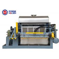 Quality Full Automatic Egg Tray Production Line With Conveyor Belt Brick Dryer wholesale