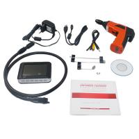 China Wireless Inspection Camera with 3.5 inch Monitor Digital Inspection Videoscope on sale