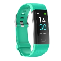 Quality Sports Health smart watch with temperature sensor bracelet Timer Stopwatch Countdown Pedometer Fitness tracker wholesale