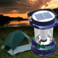 China 2W Rechargeable Led Outdoor Solar Camping Light  (DL-SC05) on sale