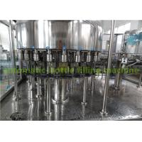China Stainless Steel 304 5.03kw Water Bottle Filling Machine Purified Drinking Water Plant on sale