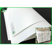 Quality Waterproof RPD 100um White Stone Synthetic Paper Sheets For Untearable Notebook wholesale