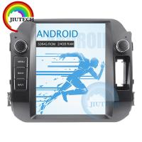 China Car Gps Navigation Touch Screen Head Unit For Kia Sportage 16+ Tesla Style on sale