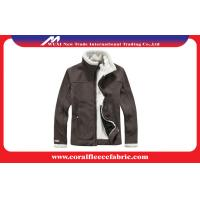 Quality Polyester and Cotton Winter Long Trench Jacket ,  Warm Polar Fleece Jacket for Women wholesale