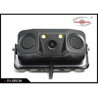 Quality High Resolution Car Rear View Camera With Three In One Led Light Sensor wholesale