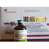 China PRRS Terramycin Injection Veterinary Medicine  10% Terra ADM Antibiotic on sale