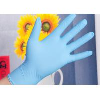 China Disposable Nitrile Gloves/nitirle Examination Gloves/nitrile Disposable Gloves on sale