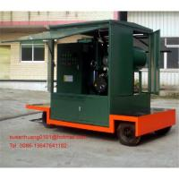 Quality Mobile Transformer oil Regeneration/ dielectric oil treatment/ Insulating oil filtration plant wholesale