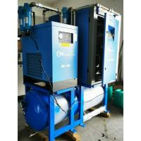 Quality Double Stage Horizontal Air Compressor / OEM Oil Free Air Compressor  wholesale