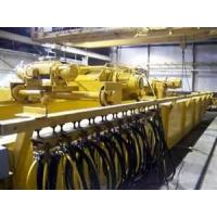 Quality ISO9001 100 Tons overhead Casting cast Crane For Hot metal crane Work wholesale