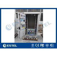 Quality Double Wall Outdoor Telecom Cabinet , Outdoor Electrical Cabinets And Enclosures wholesale