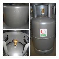 Quality 12.5kg Home Cooking Lpg Gas Tank Low Pressure With Compressed wholesale