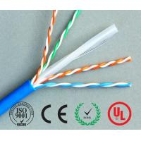 China AMP UTP Cat6 Lan Cable,Cat6 Network Cable,UTP Cat6 Outdoor Cable,Cat6 UTP Cable on sale