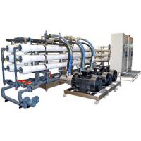 Quality UPVC / SS Containerized RO Seawater Desalination Plant with 30L- 50000L Output wholesale
