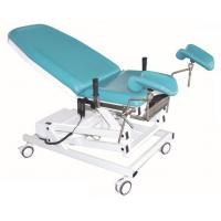 Quality Two Mattress Section Multifunction Obstetric Table Hospital Delivery Bed With Brake And 5 Inch Castors wholesale