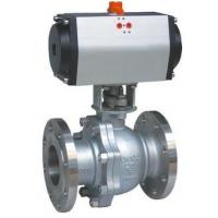 Quality 8' Electric Operation full Opeing Material A216 Gr WCB Ball Valve with Flange Connection wholesale