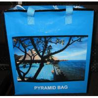 China sell pp woven shopping bag, shopping pp woven bag,pp woven laminated shopping bag on sale