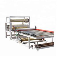 China House Design PVC Film Gypsum Board Lamination Machine with Low Price on sale