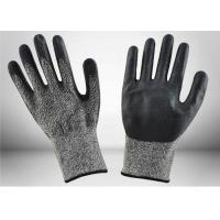 China Eco Friendly Cut Resistant Gloves Level 5 Protection Enhanced Flexibility on sale