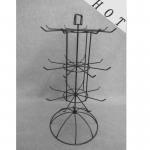 Quality Metal Display Rack with Bottom Drawer wholesale