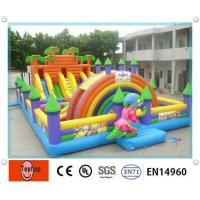 Quality OEM Giant amazing inflatable party , inflatable fun world for Play Center wholesale