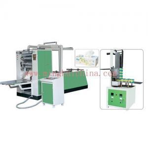 China Bix drawing facial tissue machine on sale