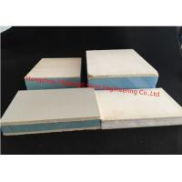China Magnesium Oxide EPS / XPS Insulated Sandwich Panels For Ceiling / Wall / Floor System on sale