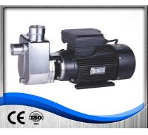 Quality Chemical Stainless Steel Self Priming Pump Food Beverage 220V/380V High Efficiency wholesale