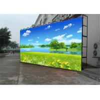 Quality 500mmx500mm P3.91 Stage Background LED Display With Ultrathin RGB Newest Cabinet wholesale
