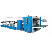 China 7.5KW JOG Facial Tissue Paper Production Line With Packing Machinery on sale