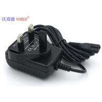 Quality UK Plug Lithium Battery Charger 100-240V AC 50 / 60HZ Input Plug In Connection wholesale
