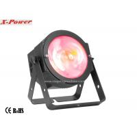 Quality 30 W COB Led Stage Lighting / 3 In 1 Auto Sound Activated Disco Lights wholesale