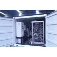 China MBR Wastewater Treatment Plant RO Water Purifier Plant with PLC Containerized on sale