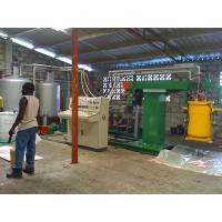 Quality High Speed Automatic Recycled Foam Production Line With Steam for High Density Sponge wholesale