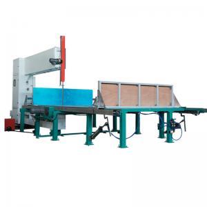 China Sponge Mattress 4mm Eps Foam Vertical Cutting Machine Automatic on sale