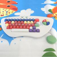 Quality Children keyboard with anti pull-off or pop-off designed keys  K-800 wholesale