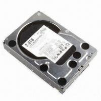 Quality Internal 2TB Desktop Hard Disk with SATA2 Interface, Built-in EDC/ECC Function wholesale