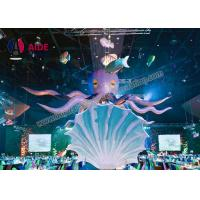 Cheap Giant Octopus Inflatable Event Decoration , Inflatable Dragon Decoration Blower for sale