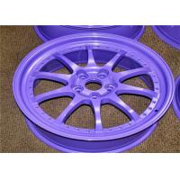 China anti gassing powder coating candy color powder coating for wheels on sale