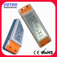 Quality 36W AC DC 24V Constant Voltage LED Driver 1.5A , LED Light Power Supply wholesale