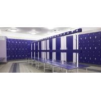 China changing room lockers Solid Compact Laminate Panel on sale