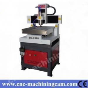 China mini cnc metal machine ZK-4040(400*400*120mm) on sale
