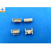 Quality Dual Wafer Connector 2.0mm Right Angle Or Vertical Type for PCB board-in connector wholesale